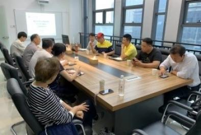 惠宏咨询率团与南华大学长三角研究院(诸暨)达成合作意向