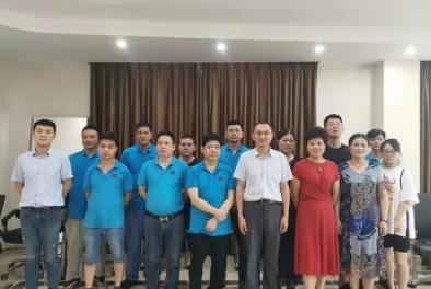 吴江市盛泽万利人力资源管理提升项目启动