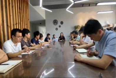 惠宏咨询同天津瀚丰科技有限公司辅导项目开展在即