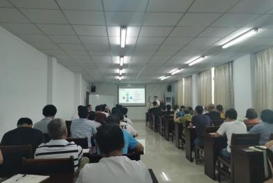 《管理技能-绩效管理体系搭建与实践》课程于浙江伊宝馨生物科技股份有限公司顺利开展